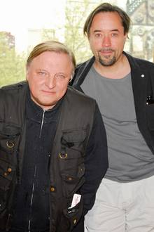 Axel Prahl + Jan Josef Liefers