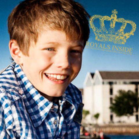 Neues Foto zum 12. Geburtstag: Prinz Felix zu Dänemark.