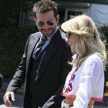 Bradley Cooper + Suki Waterhouse