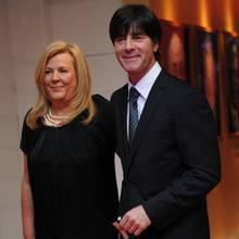 Jogi Löw und seine Frau Daniela Löw