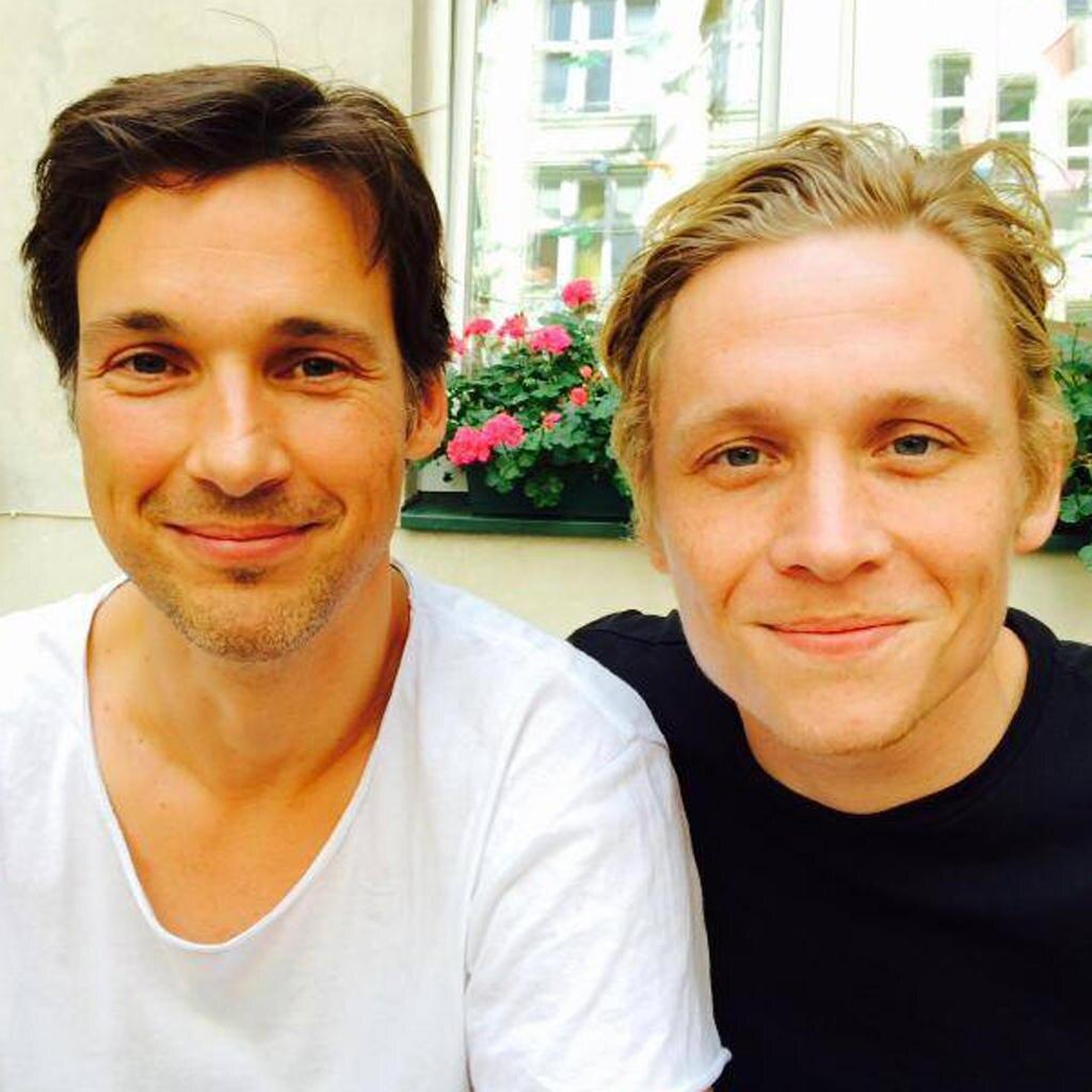 Florian + Matthias