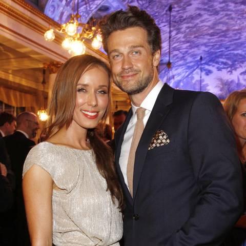 Annemarie + Wayne Carpendale
