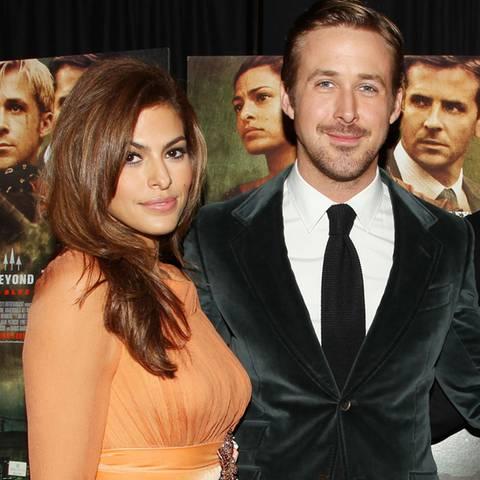 Eva Mendes + Ryan Gosling