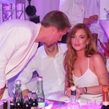 Oliver Pocher, Lindsay Lohan