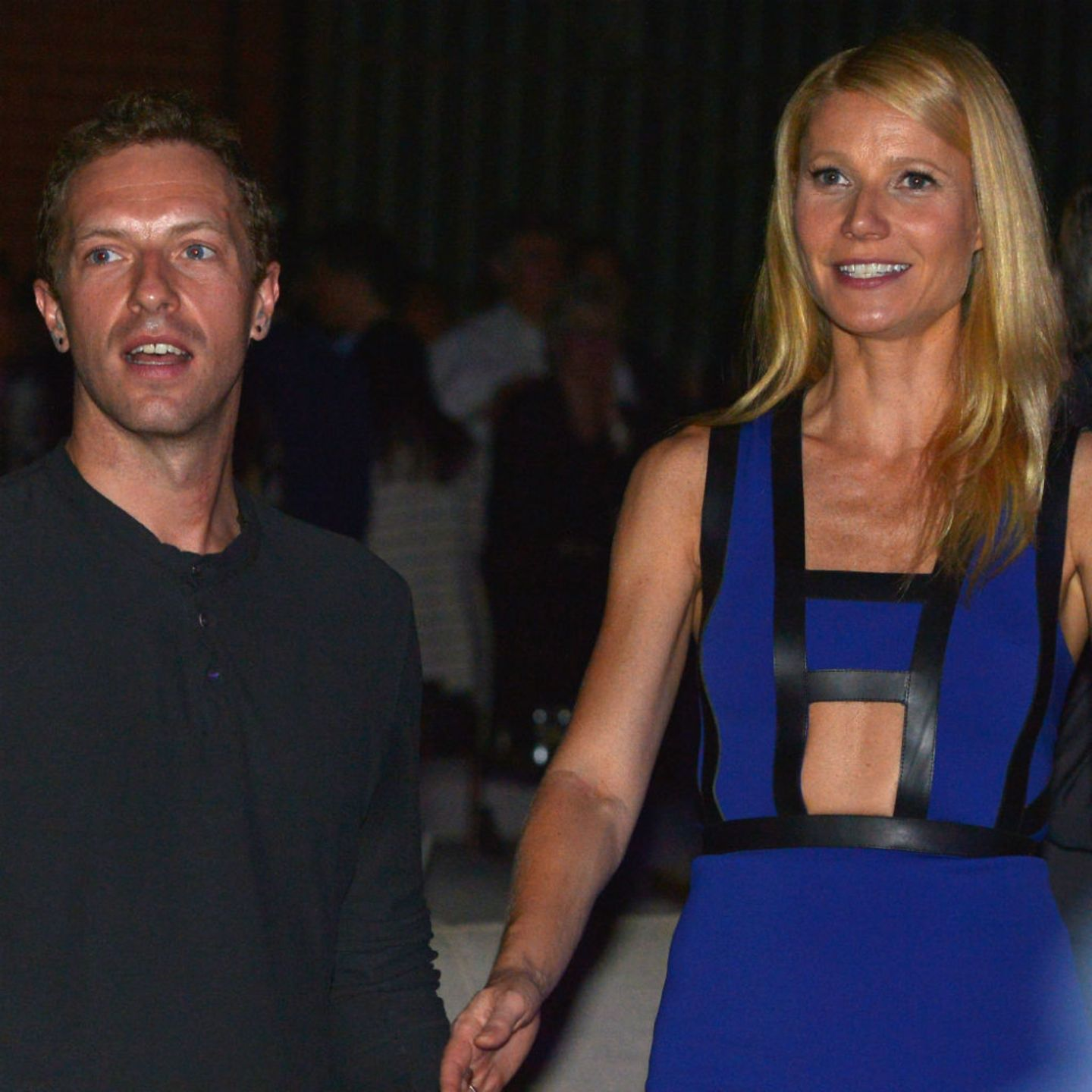 Chris Martin + Gwyneth Paltrow