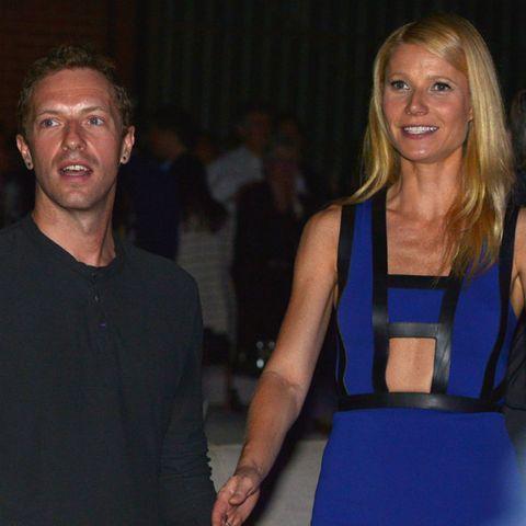 Chris Martin + Gwyneth Paltrow