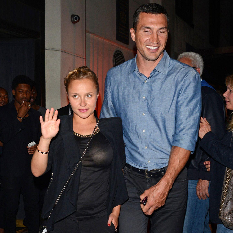 Hayden Panettiere + Wladimir Klitschko