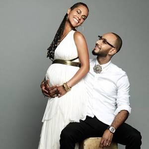 Alicia Keys + Swizz Beatz