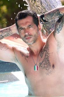 """Bachelorette""-Kandidat Aurelio Savina"