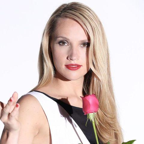 "Anna Christiana Hofbauer als ""Die Bachelorette""."
