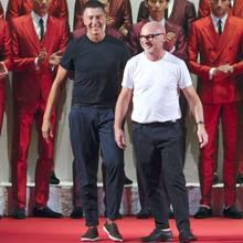 Stefano Gabbana + Domenico Dolce