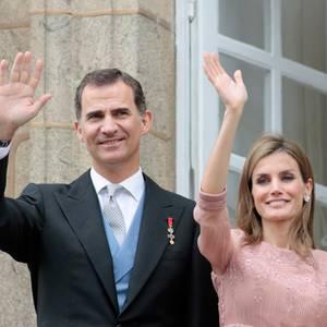 König Felipe, Königin Letizia