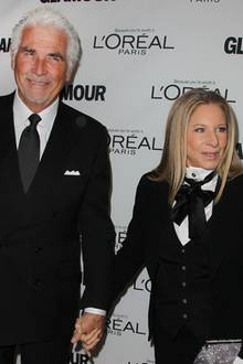 James Brolin + Barbra Streisand