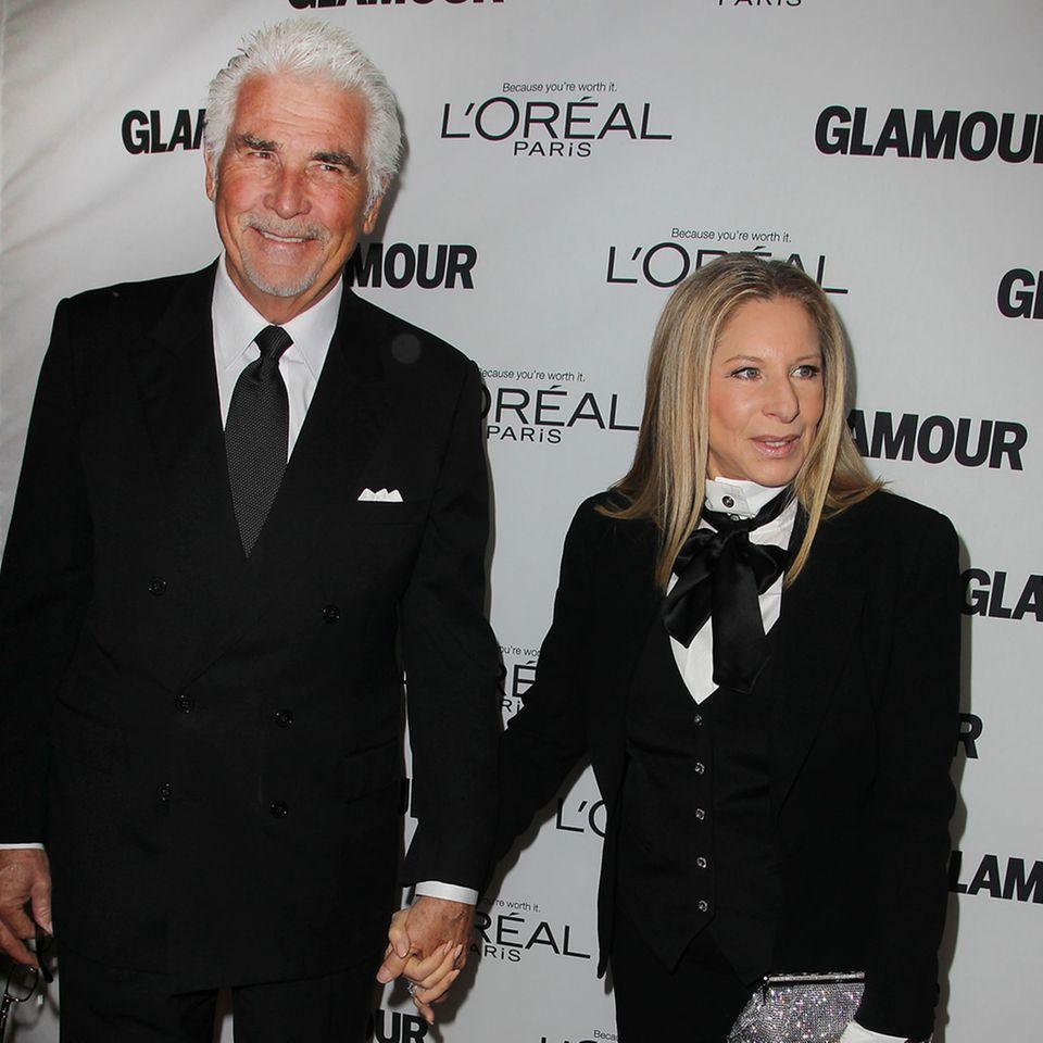 James Brolin + Barbra Streisand
