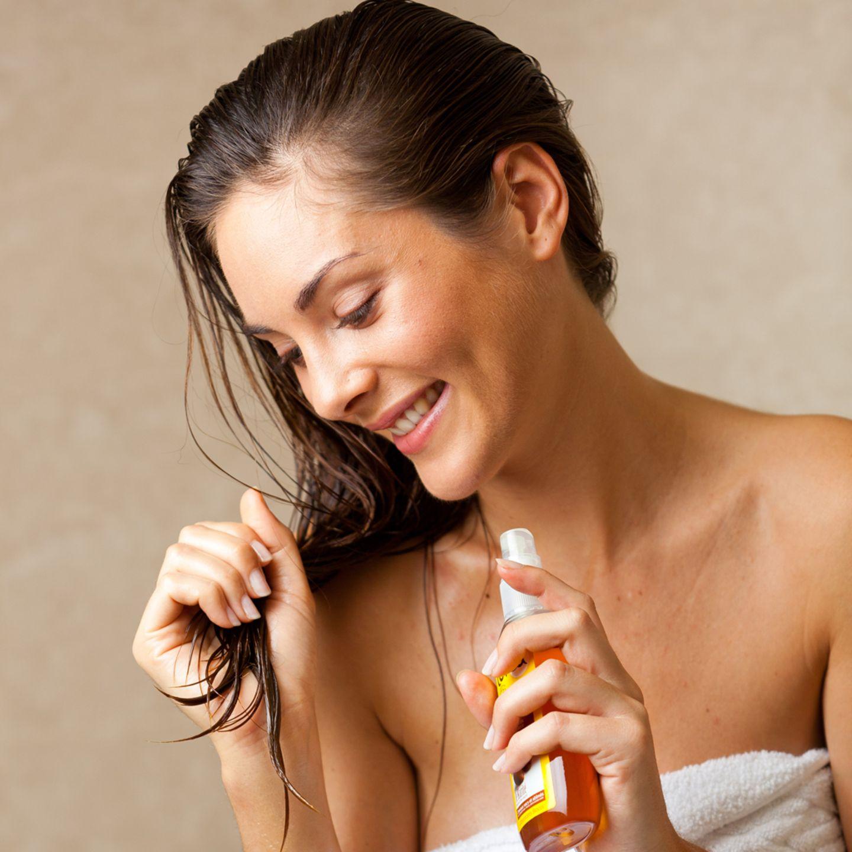 Vermeiden Sie die tägliche Haarwäsche