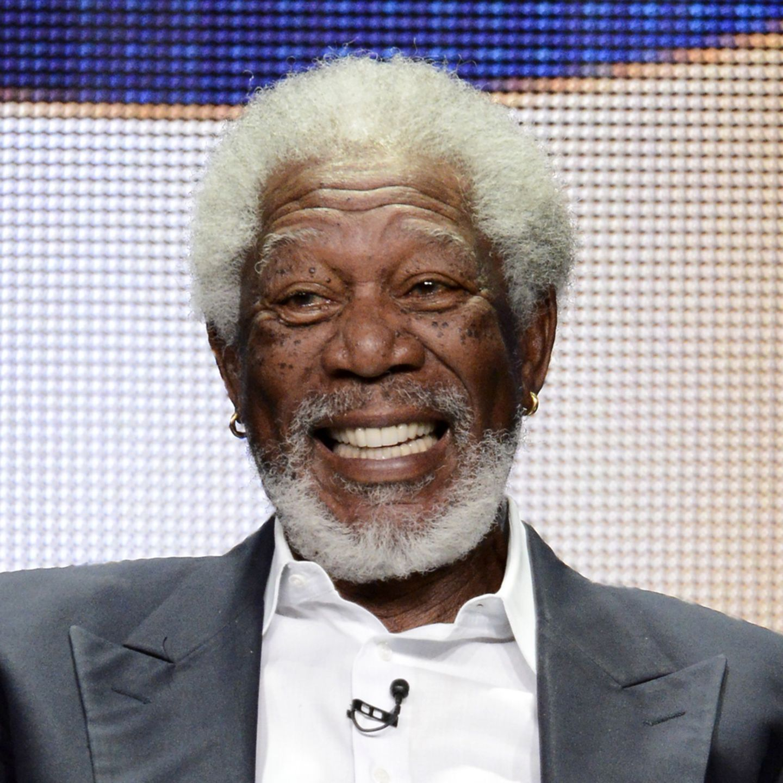Morgan Freeman Ich Bin Schauspieler Kein Professor Gala De