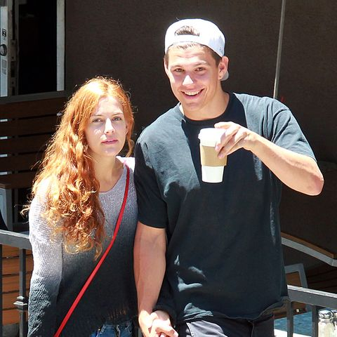 Riley Keough, Ben Smith-Peterson