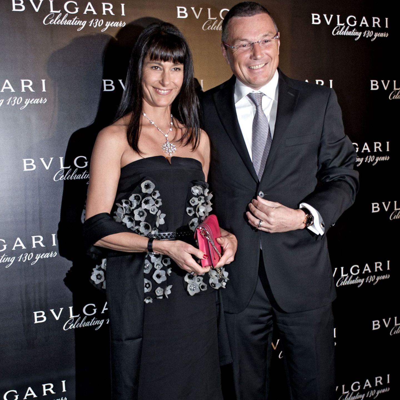 Jean-Christophe Babin + seine Frau