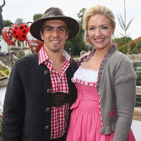 Philipp + Claudia Lahm
