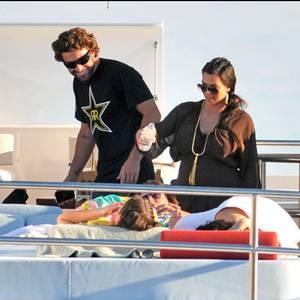 Brody Jenner + Kim Kardashian