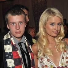 Conrad + Paris Hilton