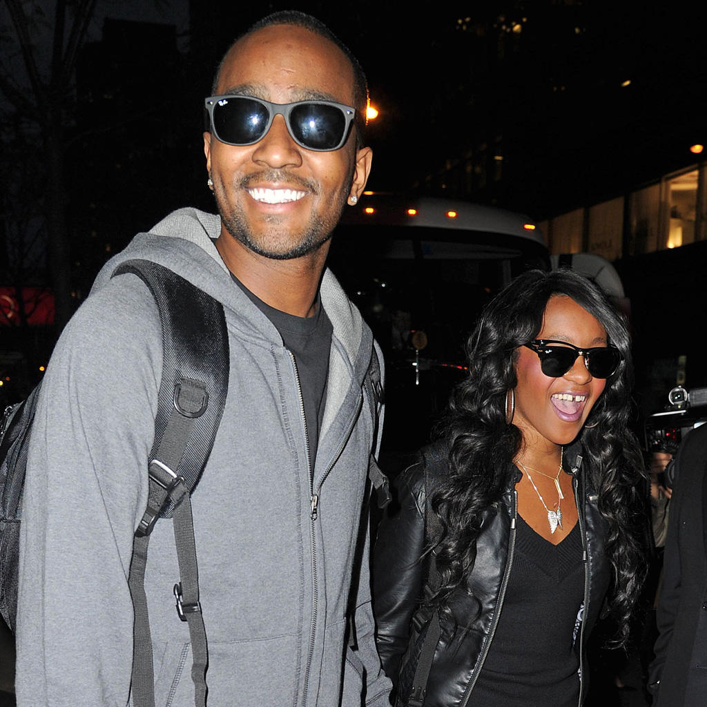 Nick Gordon + Bobbi Kristina