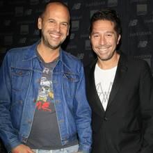 Claude Morais + Brian Wolk