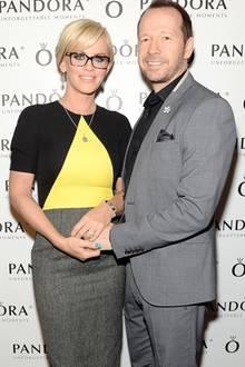Jenny McCarthy + Donnie Wahlberg
