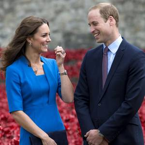 Prinz William + Herzogin Catherine