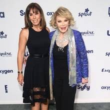 Melissa Rivers + Joan Rivers