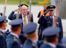 König Juan Carlos macht sie in der Öffentlichkeit seit seiner Abdankung rar. Er absolvierte nur zwei öffentliche Auftritte, darunter der Besuch in Kolumbien am 5. August.