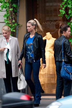 Ineke, Michelle und Aurora Hunziker