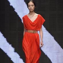 Donna Karan model