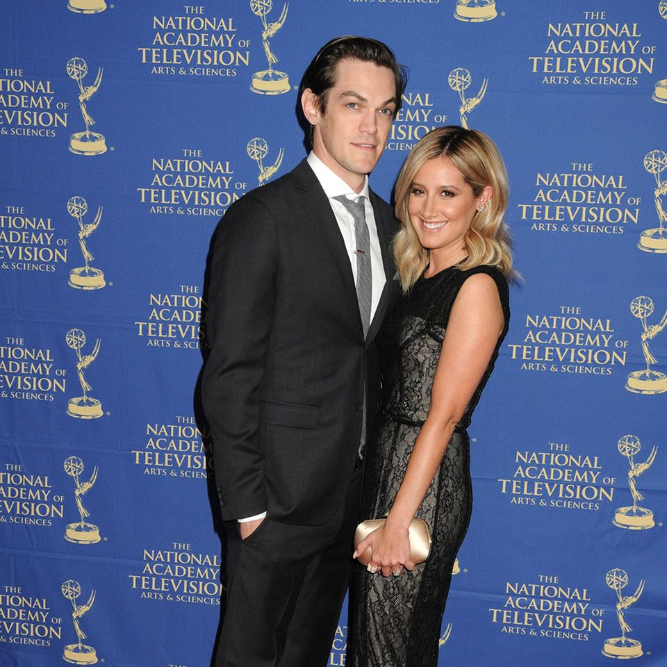 Christopher French + Ashley Tisdale