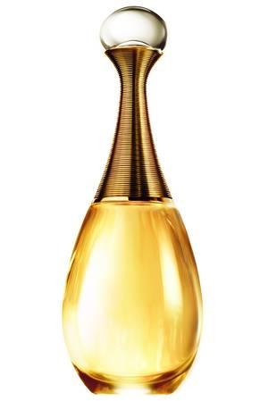 """""""J'adore"""" ist seit 15 Jahren ein Hit und gehört damit bereits zu den Parfumklassikern (EdP, 30 ml, ca. 50 Euro). Charlize Theron ist das Gesicht zu diesem blumig-fruchtigen Dior-Duft"""