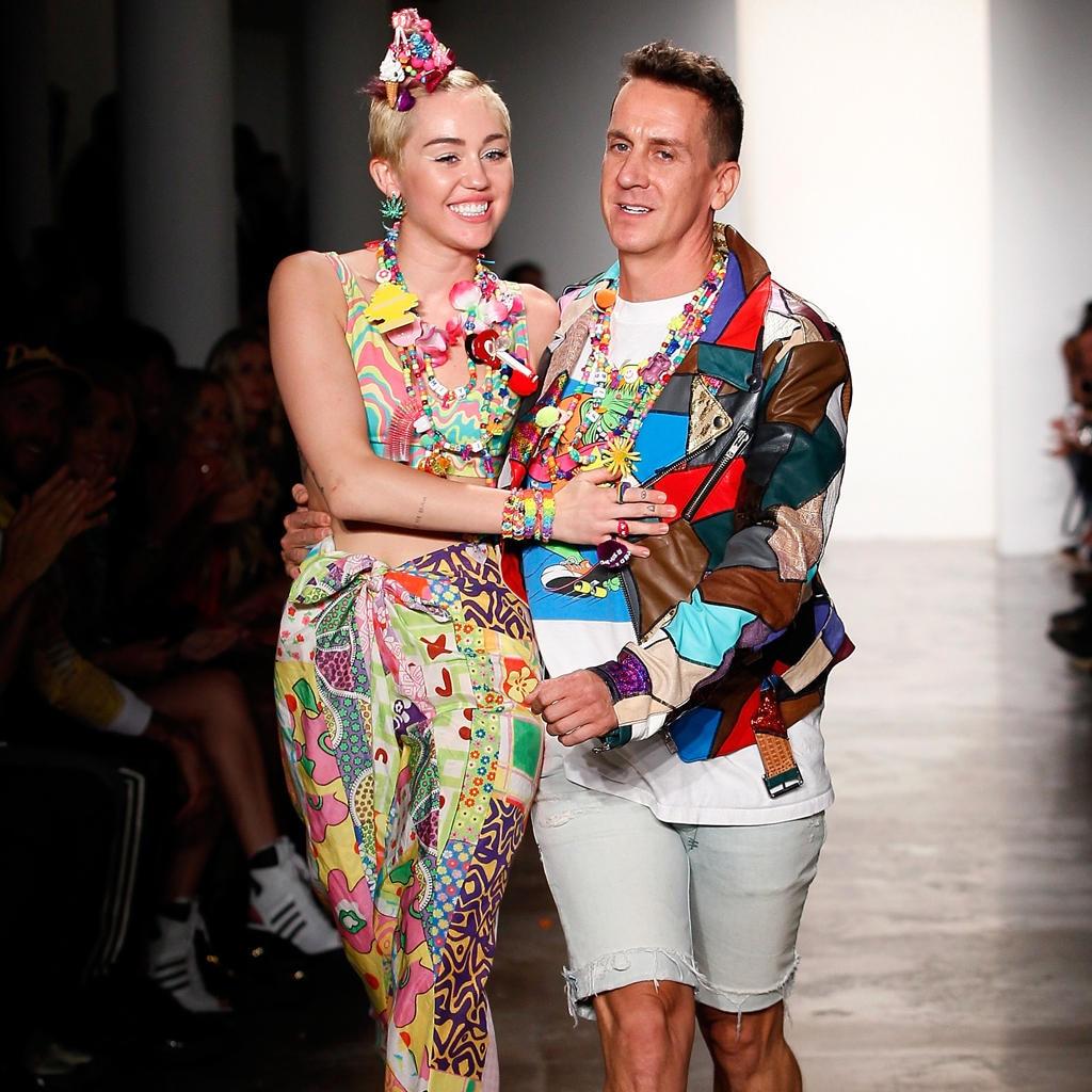 Miley Cyrus + Jeremy Scott