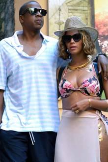 Jay Z + Beyoncé Knowles