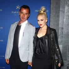 Gwen Stefani + Gavin Rossdale