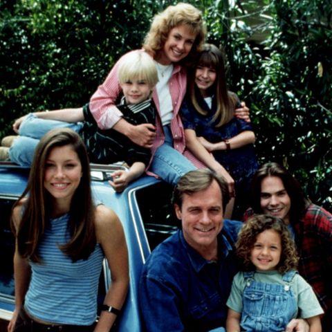 Eine himmlische Familie