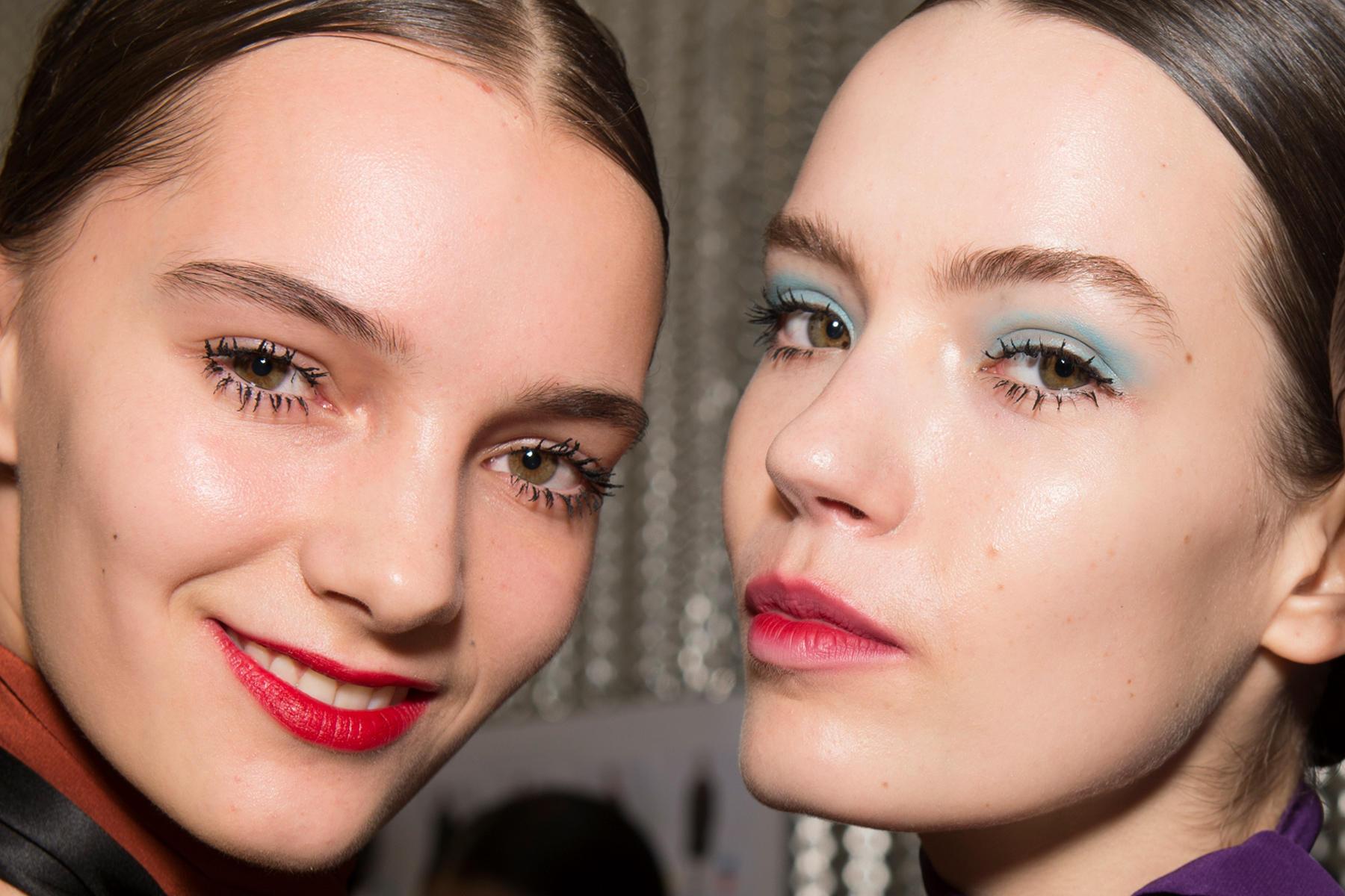 Augen-Make-up