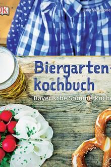 """Auf zur Wiesn! In ihrem neuen Kochbuch zeigt die Urmünchnerin Julia Skowronek, was dieses Jahr auf keinen Fall unterm Kastanienbaum fehlen darf: Ente mit Zwetschgen, Birnen-Obazda und Radieschenblumen mit Quark-Dipp – joa mei, is des guat! (""""Biergartenkochbuch"""", Dorling Kindersley Verlag, 160 S., 16,95 Euro)"""