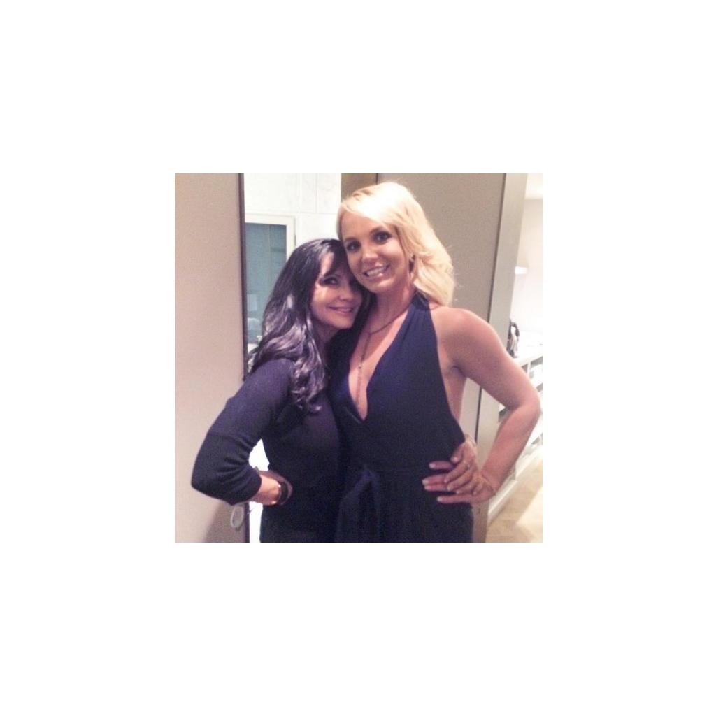 Britney + Lynne Spears