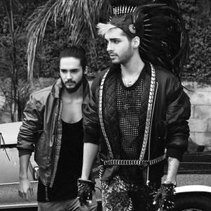 Bill + Tom Kaulitz