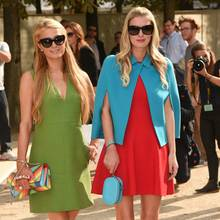 Paris + Nicky Hilton