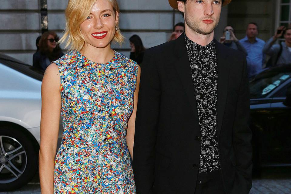 Sienna Miller + Tom Sturridge