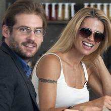 Michelle Hunziker und Tomaso Trussardi heiraten.