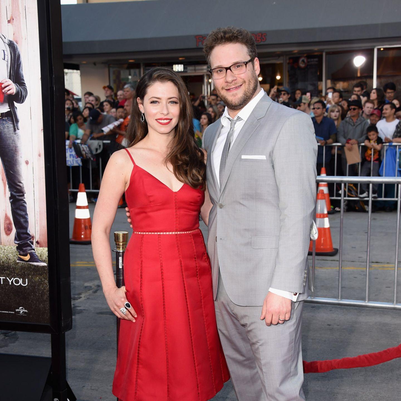 Lauren Miller + Seth Rogen