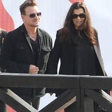 Bono + Alison Hewson
