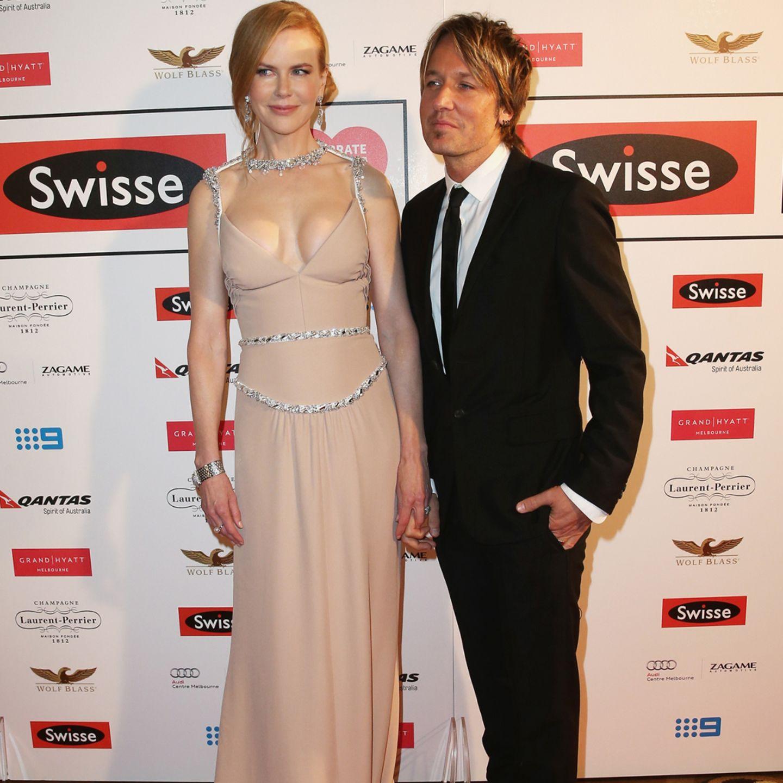 Nicole Kidman + Keith Urban