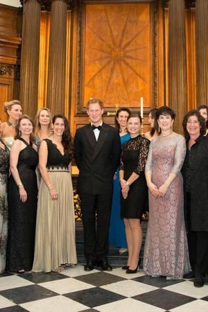 Prinz Harry bei der 100 Women in Hedge Funds in London